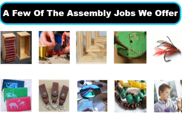 Assembly jobs samples