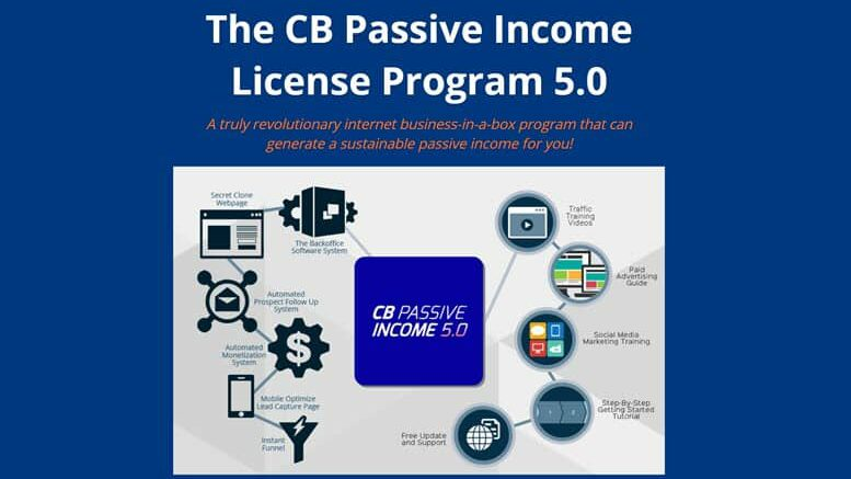 The Cb Passive Income For 2019 Affiliate Marketing On My