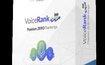 Voice Rank 360 2.0 Logo