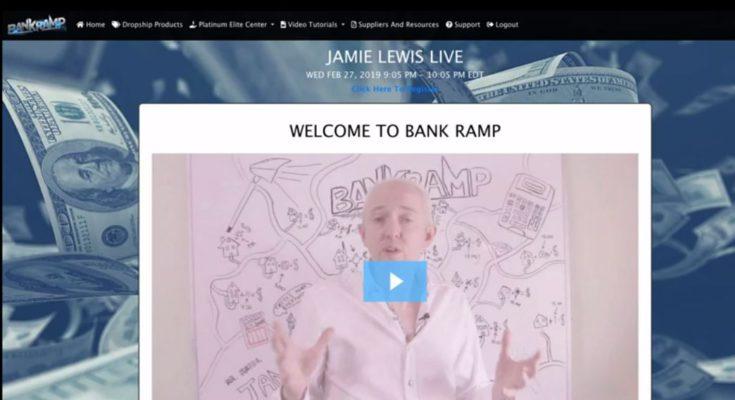 Bank Ramp Member's Area
