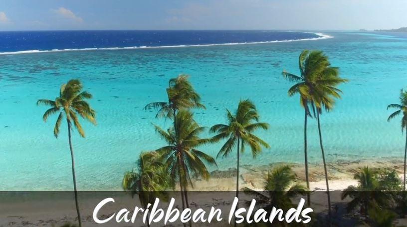 7 minutes daily profits vacation Caribbean Islands