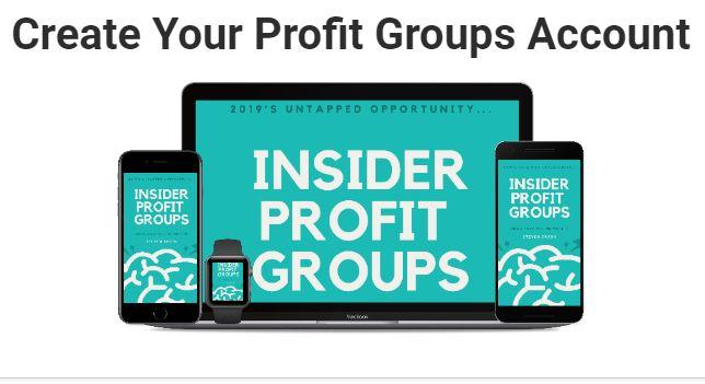 Insider Profits Group Logo