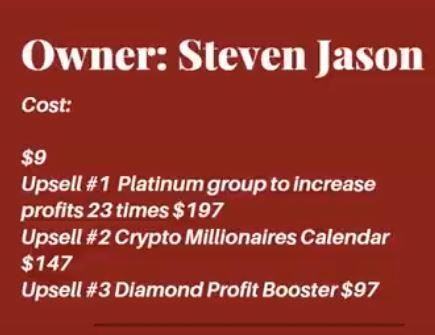 nsider Profits Group Owner Steven Johnson