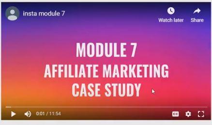 Module 7 - case study