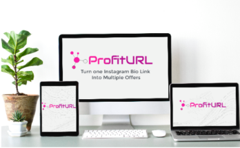 Profit URL Review Logo