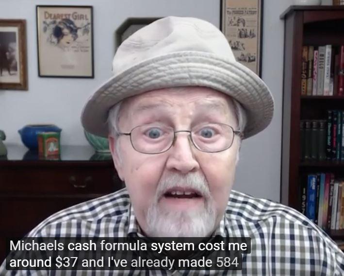Cash Formula Fake Testimonial 4
