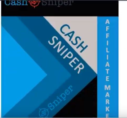 Cash Sniper Main Guide cover