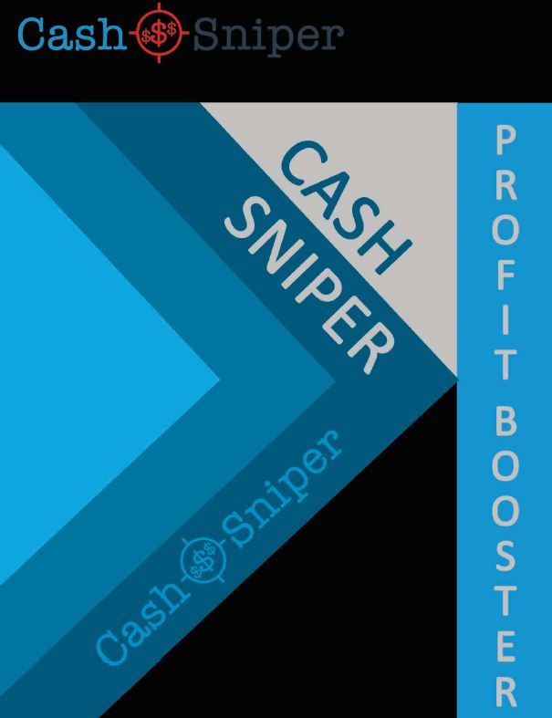 Cash Sniper Profit Booster cover