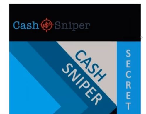 Cash Sniper Secret Method cover