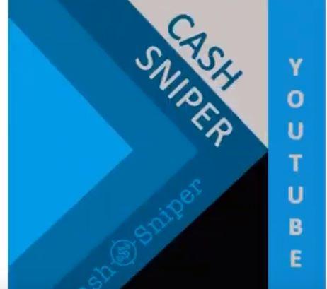 Cash Sniper X Cover