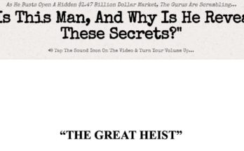 The Great Heist Logo