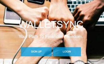 Walletsync Review Logo