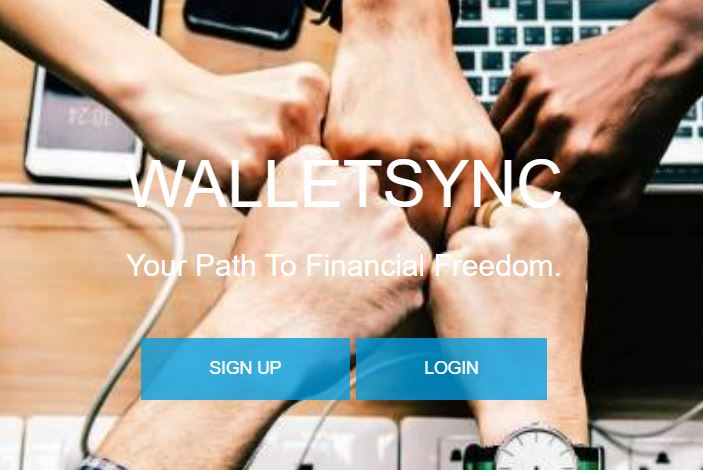 Walletsync Review Logo