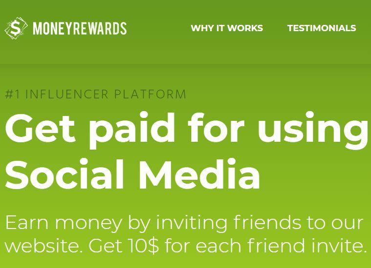 Money Rewards Review Logo