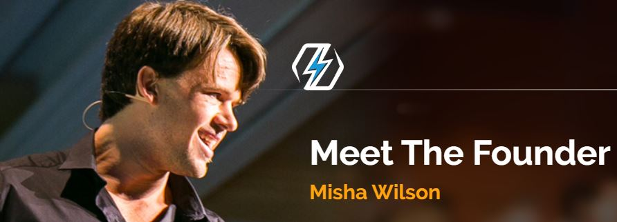 The Super Affiliate Network Founder - Misha Wilson