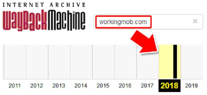 Workingmob.com date created