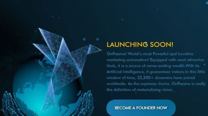 Go Founders Logo