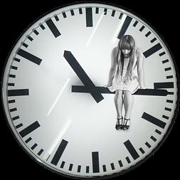 clock free time