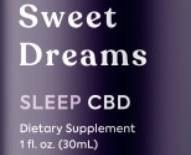 revital u sweet dreams cbd