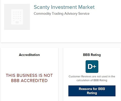 Scanty Investment BBB Rating