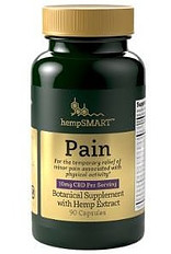hempsmart pain in a bottle