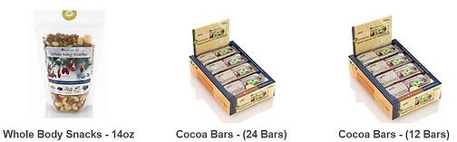 regenalife cocoa bars