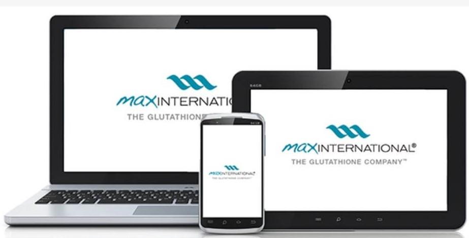 max international landing page