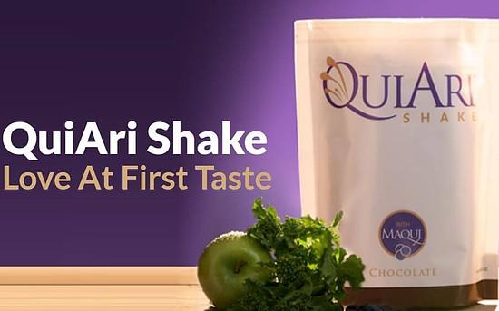 quiari shake - love at first sight