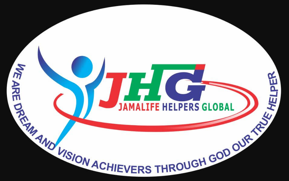Jamalife Helpers Global Review logo